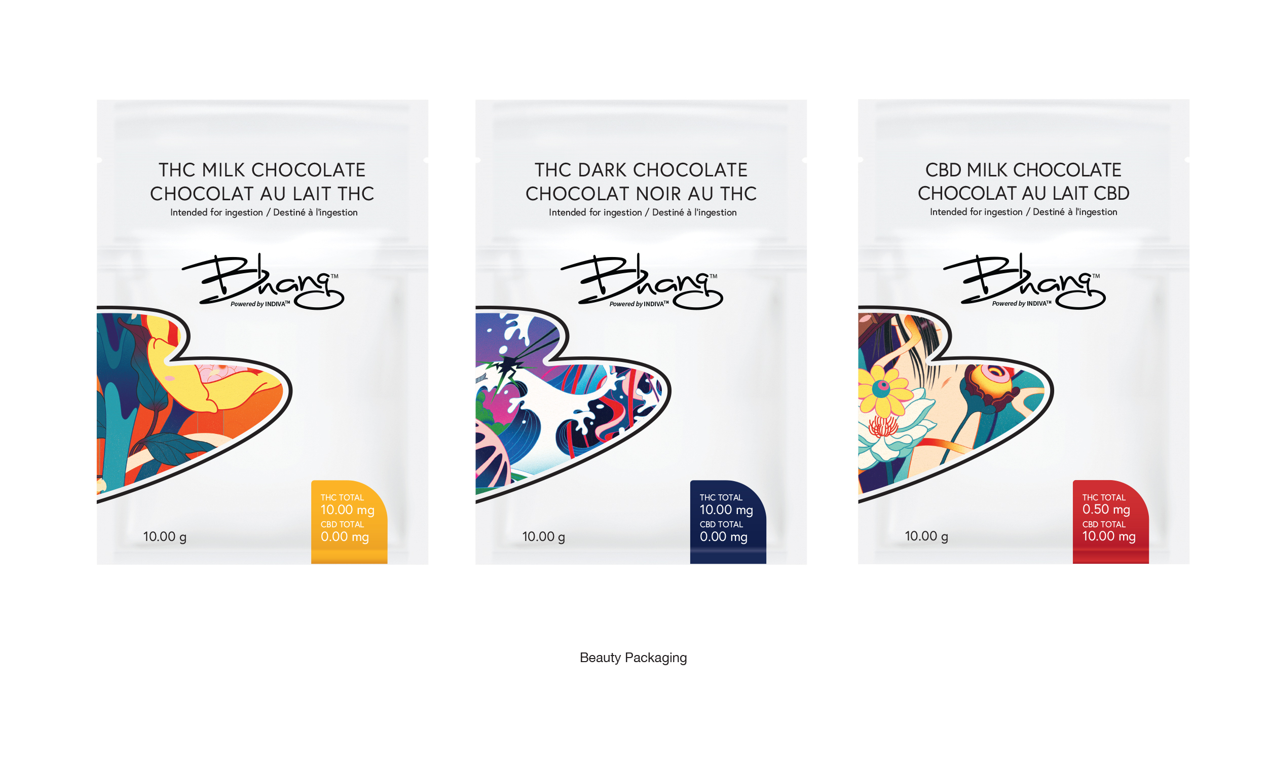 Award-Winning Edible Brand