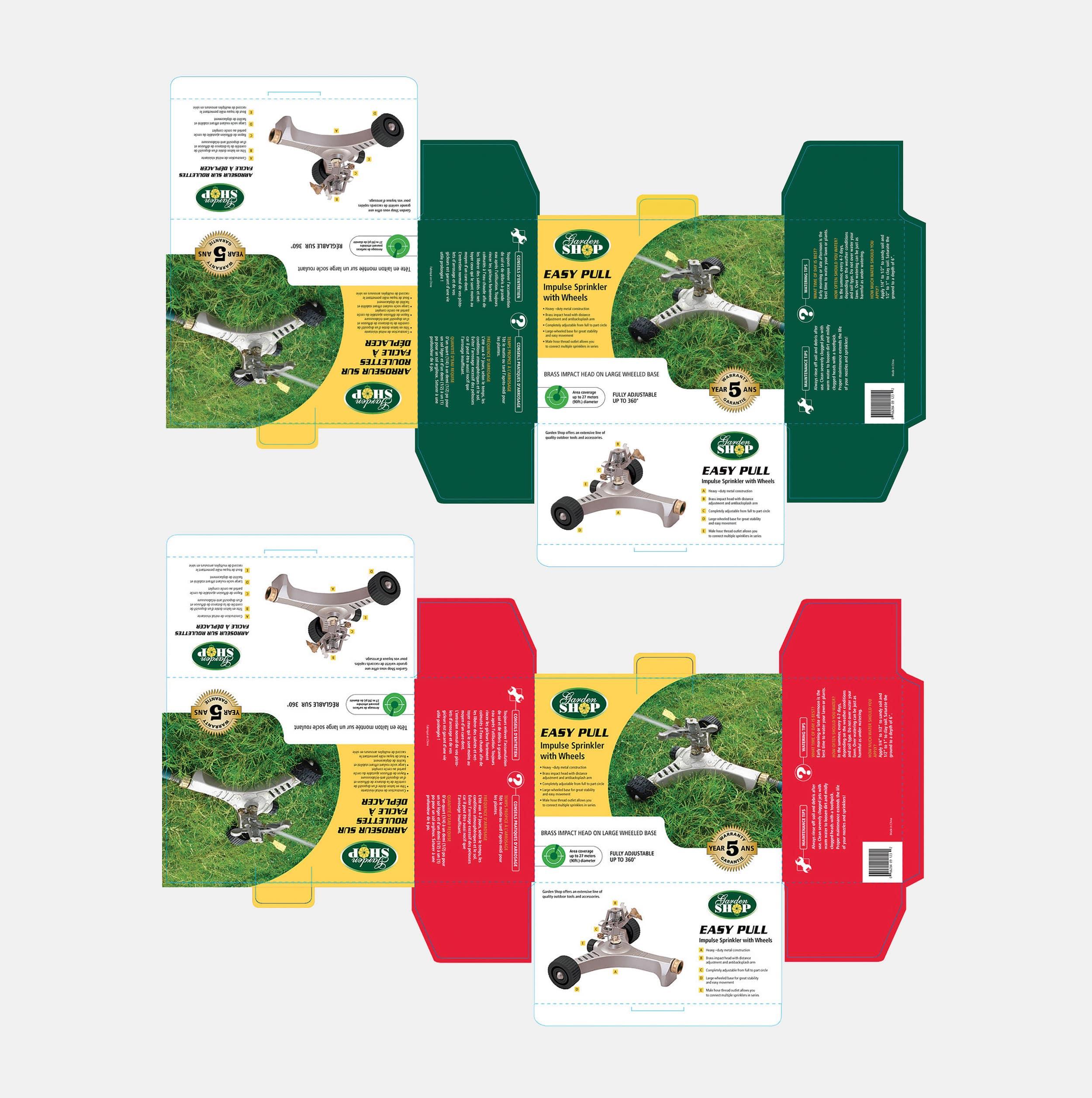 Garden Supply Marketing