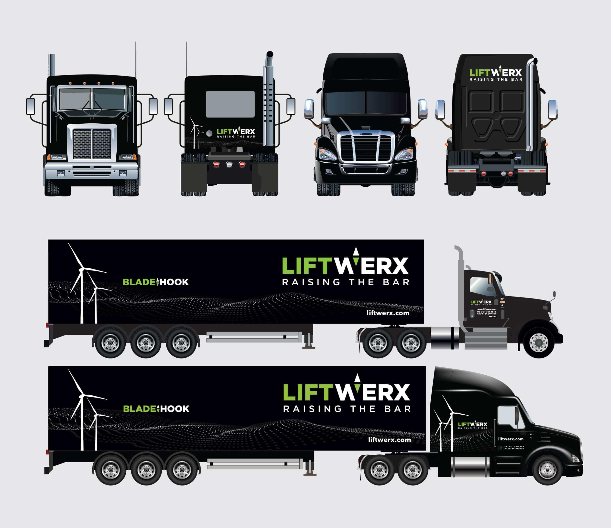 LiftWerx Brand Development